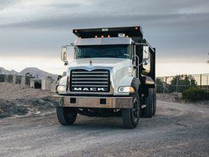Camión Mack Granite SX 6×4 Allison