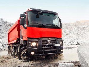 Camión Renault Truck K480 8×4