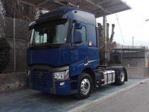Tractocamión Renault Truck T380 4×2